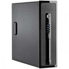 HP ProDesk 600 G1 SFF i3 8GB 500HDD (brugt)