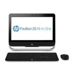 HP Pavilion 20-b110ef All-in-One demo