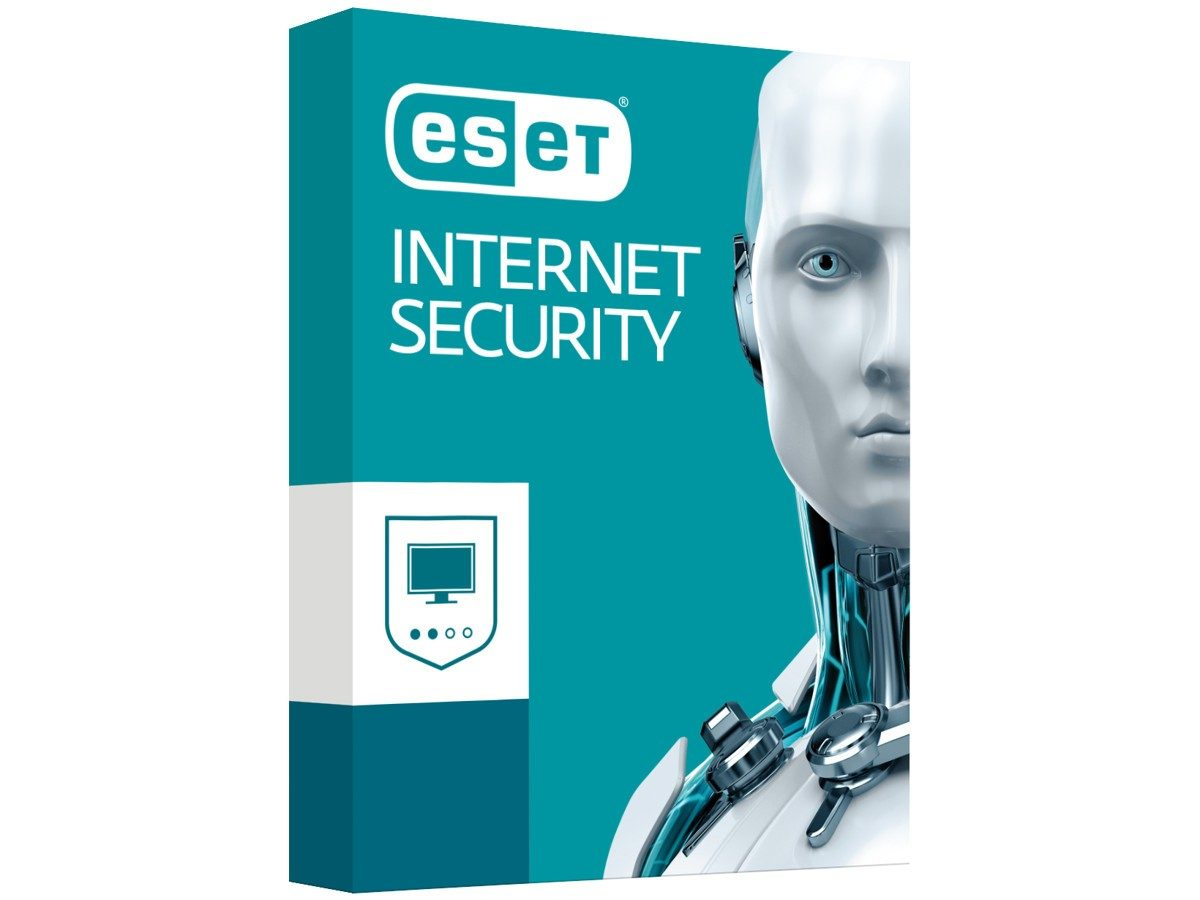 ESET Internet Security 1 användare i 1 år