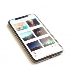 iPhone X 64GB Space Gray (Brugt)