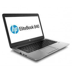 HP EliteBook 840 G2 i5 128SSD (brugt med nyt batteri)