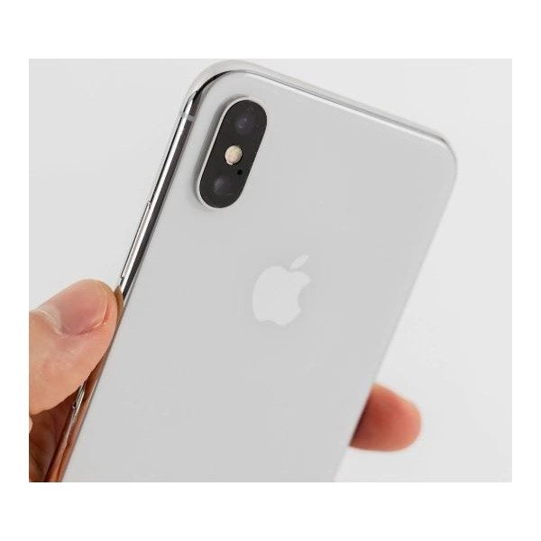 iPhone XS Max 64GB Silver (beg) (Klass B)